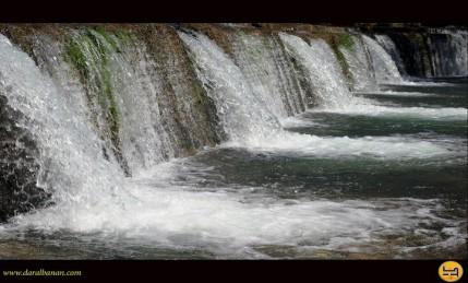 شلال نهر الحاصباني