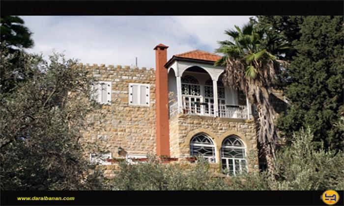 منزل في وادي شحرور